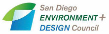 Logo of San Diego Environment + Design Council
